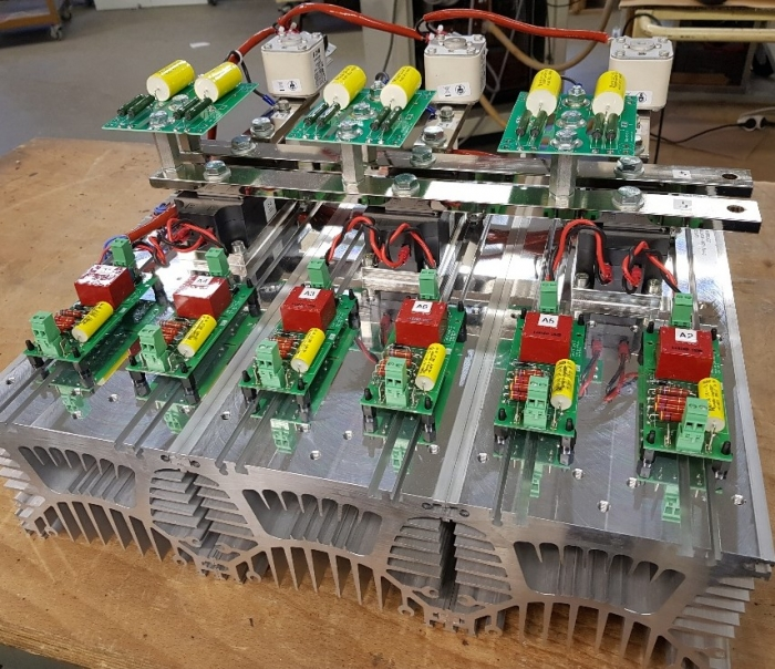 Bridge rectifier ARD160 Diode/Thyristor 400Vac – 1250Amax