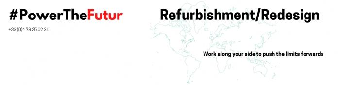 Refurbishment/ Redesign